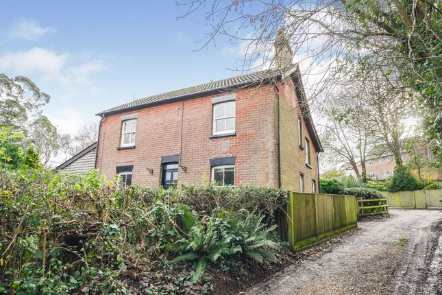 Thumbnail Detached house for sale in Morgans Vale Road, Redlynch, Salisbury