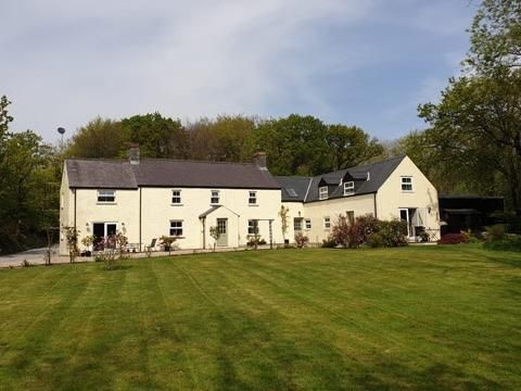 Thumbnail Property for sale in Molleston, Narberth