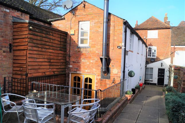 Thumbnail Semi-detached house for sale in Swanpool Walk, St Johns, Worcester