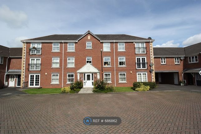 Thumbnail Flat to rent in Wood Chat Court, Chorley