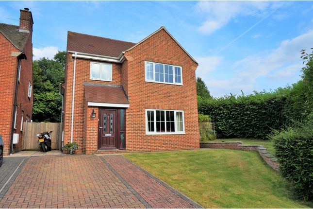 Thumbnail Detached house for sale in The Green, Overton