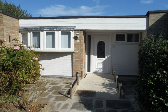 Thumbnail Terraced bungalow for sale in Queen Annes Drive, Westcliff-On-Sea, Essex