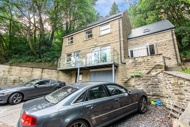 Thumbnail Detached house for sale in Otley Road, East Morton, Keighley
