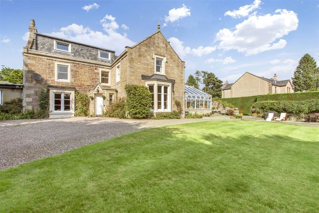 Thumbnail Detached house for sale in Whitethorn House, Perth Road, Milnathort, Kinross
