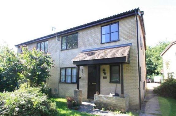 Thumbnail Terraced house to rent in Mendelssohn Grove, Milton Keynes