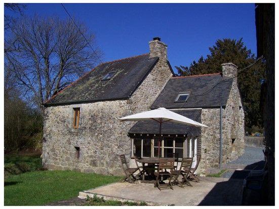 Thumbnail Detached house for sale in 22480 Kerien, Côtes-D'armor, Brittany, France