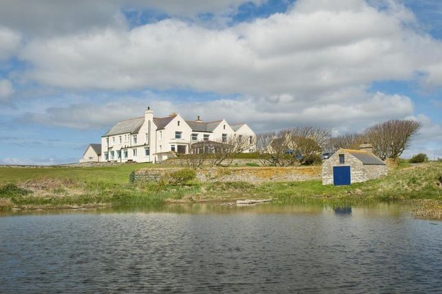 Thumbnail Hotel/guest house for sale in The Merkister Hotel, Harray, Orkney