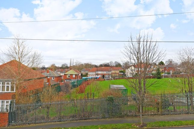 Front View of Swanbourne Road, Sheffield Lane Top, Sheffield S5