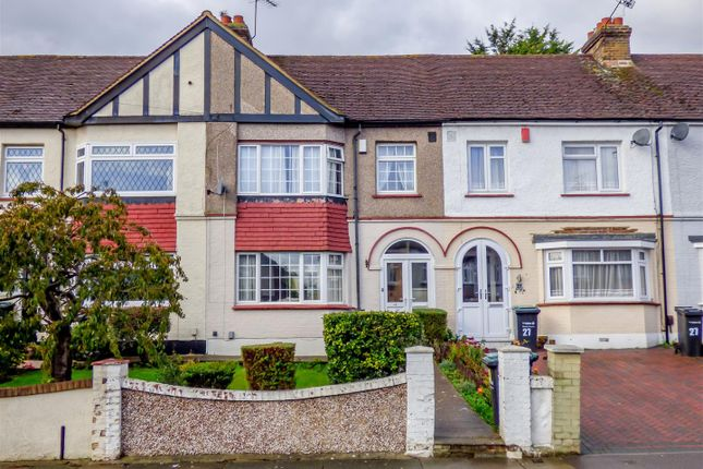 Thumbnail Terraced house for sale in Lamorna Avenue, Gravesend, Kent