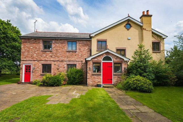 Thumbnail Detached house for sale in Black-A-Moor Lane, Downholland, Ormskirk