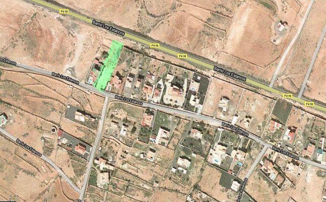 Thumbnail Land for sale in Los Estancos, Puerto Del Rosario, Canary Islands, Spain