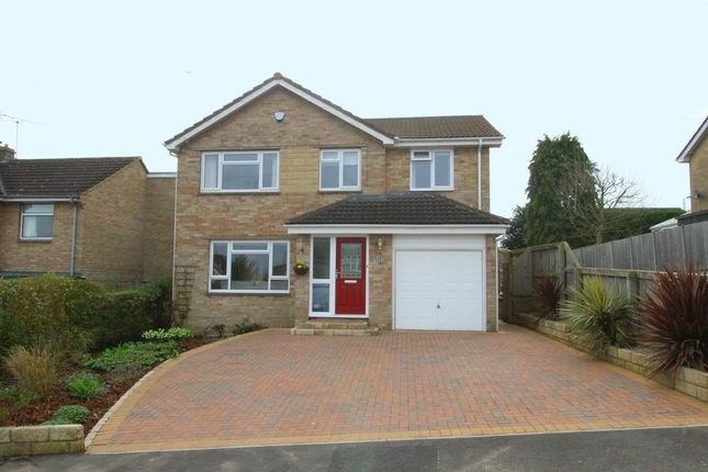 Thumbnail Detached house for sale in The Tinings, Chippenham