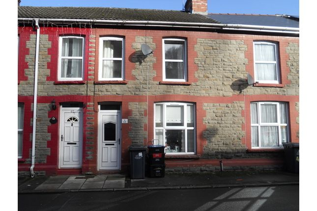 Thumbnail Terraced house to rent in Meadow Street, Llanhilleth, Abertillery