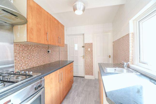 Kitchen of Axwell Terrace, Swalwell, Newcastle Upon Tyne NE16