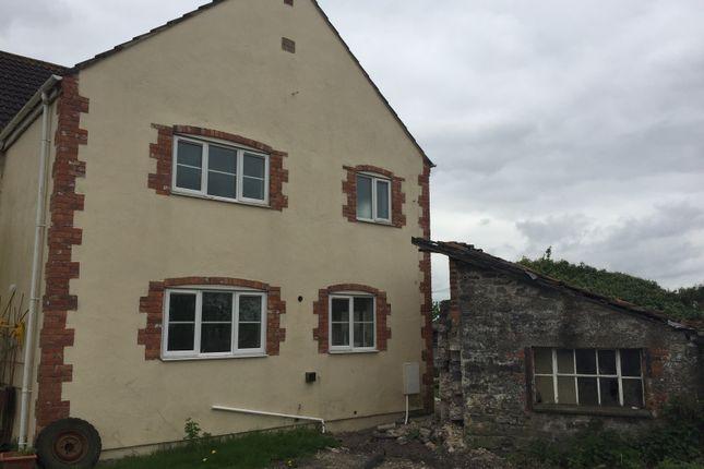 Thumbnail Farmhouse to rent in Glastonbury Farm, Godney