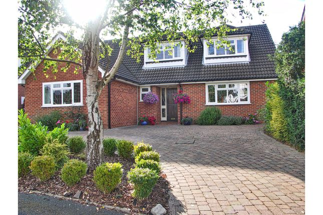 Thumbnail Detached house for sale in Tudor Way, Congleton