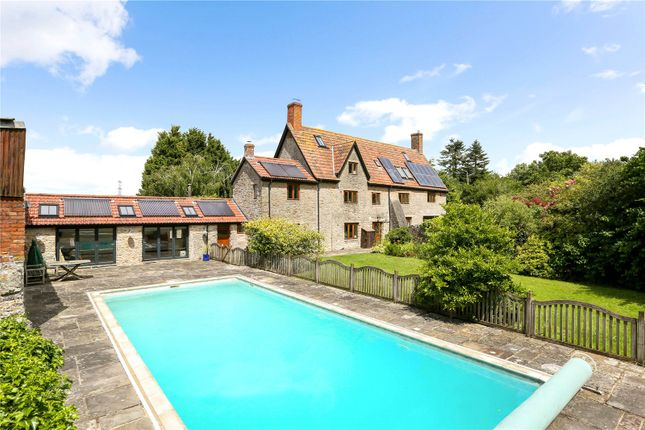 Thumbnail Detached house for sale in Lower Morton, Thornbury, Bristol, Gloucestershire