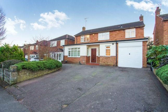 Thumbnail Detached house to rent in Sheepcot Lane, Leavesden, Watford