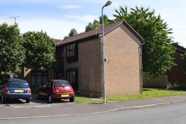 Thumbnail Flat for sale in Willow Grove, St. Mellons, Cardiff