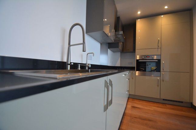 Thumbnail Flat to rent in Kitson House, Fletton Quays