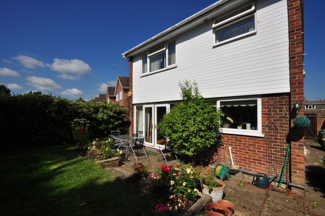 Thumbnail Detached house to rent in Mynn Crescent, Bearsted, Maidstone