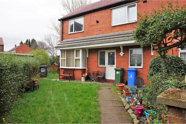 Thumbnail End terrace house for sale in Larch Road, Manchester