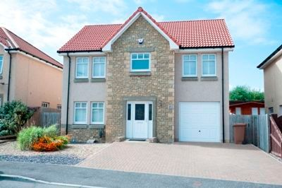 Thumbnail Detached house to rent in 53, Inchkeith Crescent, Kirkcaldy, Ffe