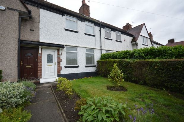 Thumbnail Terraced house to rent in Bolton Road East, Port Sunlight, Merseyside