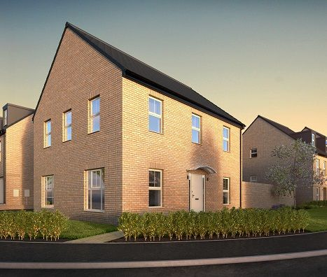 Thumbnail Detached house for sale in Cutsyke Road, Castleford