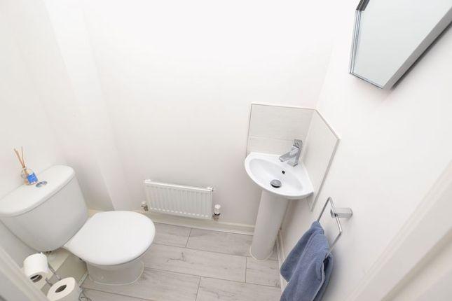 Downstairs wc of Merlay Court, Killingworth, Newcastle Upon Tyne NE12