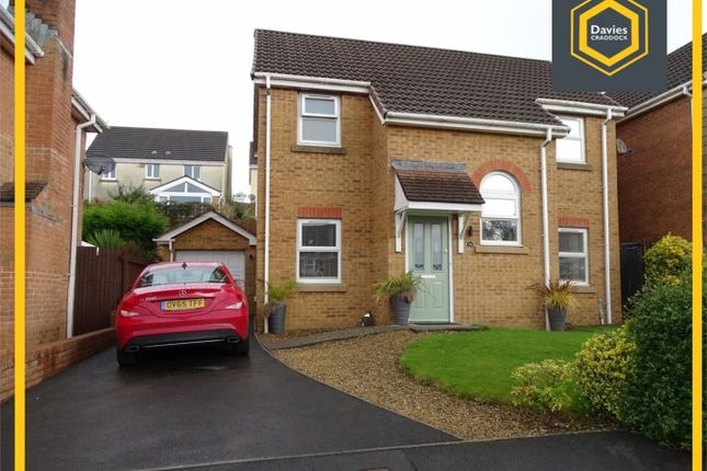 Thumbnail Detached house for sale in Fronhaul, Llanelli