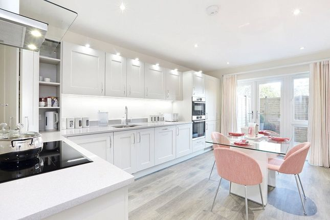Thumbnail Flat for sale in Huxley Close, Godalming, Surrey