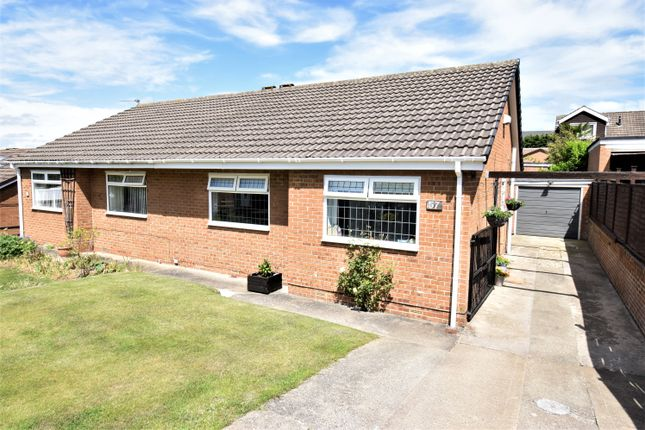 Thumbnail Bungalow for sale in Woodley Grove, Ormesby, Middlesbrough, North Yorkshire