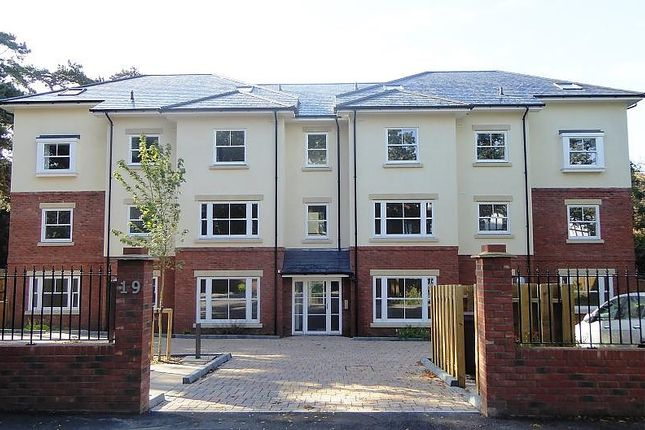 Thumbnail Flat to rent in Westcote Road, Reading