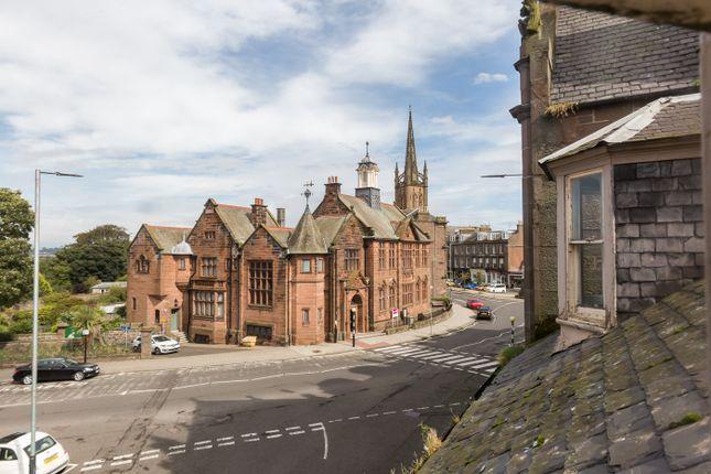 View  of Castle Place, Montrose DD10