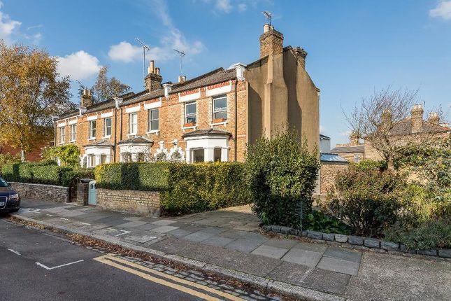 Thumbnail End terrace house for sale in Lynton Road, London