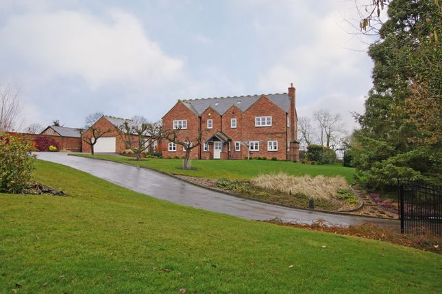 Thumbnail Detached house for sale in Copyholt Lane, Stoke Pound, Bromsgrove