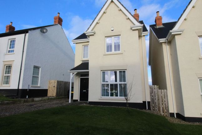 Thumbnail Detached house for sale in Lislaynan Heights, Ballycarry, Carrickfergus