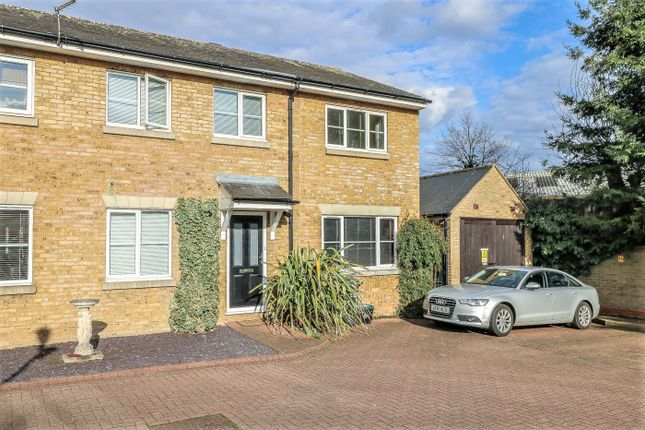 Thumbnail End terrace house to rent in The Lynch, Hoddesdon