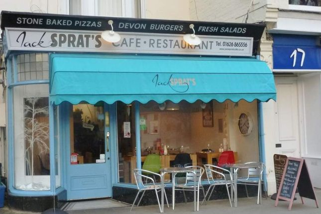 Thumbnail Restaurant/cafe to let in Dawlish, Devon