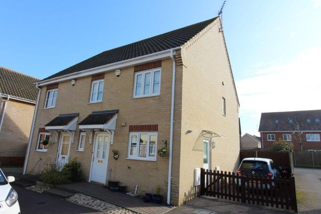 Thumbnail Property for sale in Heritage Close, Kessingland, Lowestoft