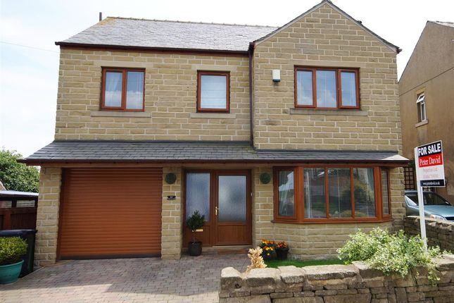 Thumbnail Detached house for sale in Leymoor Road, Golcar, Huddersfield