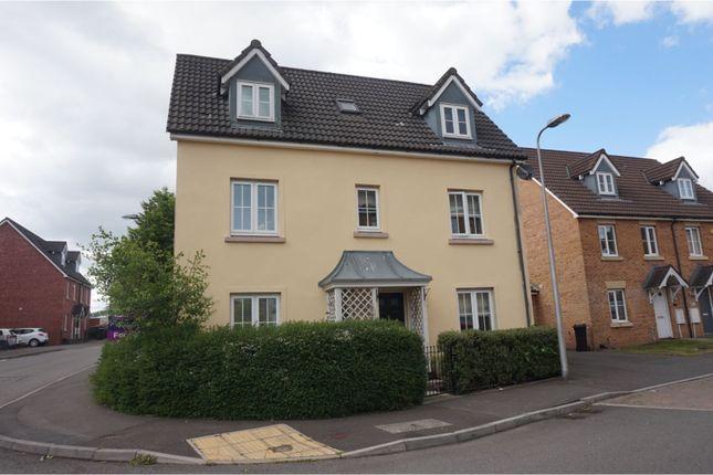 Thumbnail Detached house for sale in Clos Y Bryniau, Merthyr Tydfil