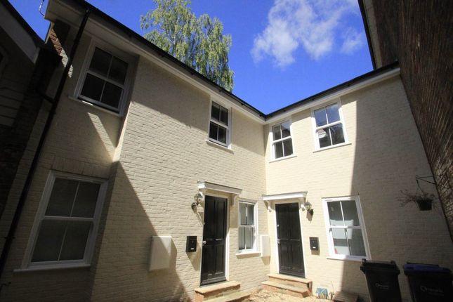 Thumbnail Cottage to rent in Fisherton Street, Salisbury