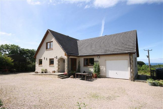 Thumbnail Detached house for sale in Buckie