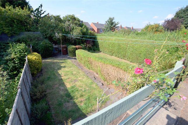 Back Garden of Logan Street, Nottingham, Nottinghamshire NG6
