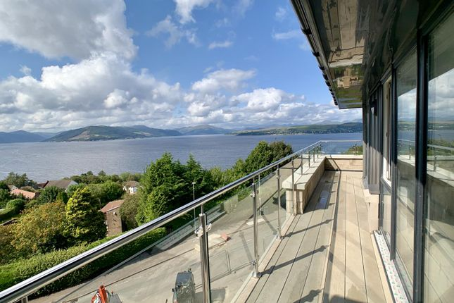 Flat for sale in Cowal View, Gourock
