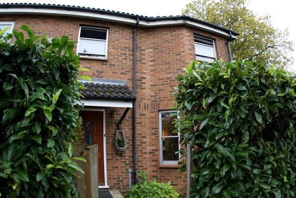 Thumbnail End terrace house to rent in Peartree Lane, Welwyn Garden City