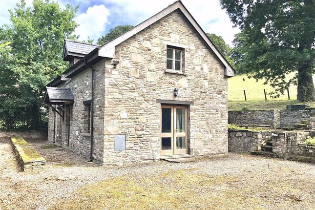 Thumbnail Detached house for sale in Glasbury-On-Wye, Glasbury-On-Wye, Glasbury Hereford, Herefordshire