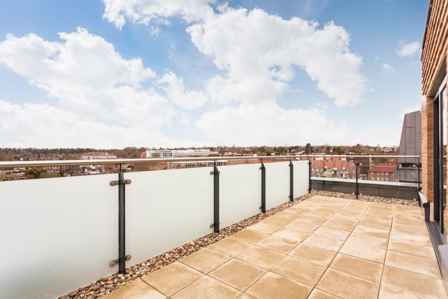 2 bed flat for sale in Brunswick Square, Homefield Rise, Orpington, Kent BR6